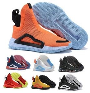 N3xt L3v3l Socks Basketball Shoes Marquee America Shock Red Orange High 2020 New Arrival Mens Man Boots Des Chaussures Pour Femmes Shoes