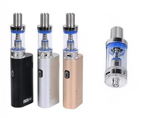 JomoTech Lite 40 Kit Starter kits Jomo 40w box mod mini bulit-in 2200mAh battery vaporizer kits 3ml Lite tank e cigs cigarettes vapor DHL