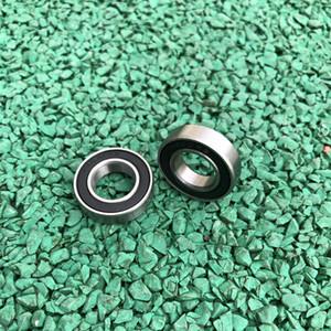 100 шт. / Лот 6801-2RS 12x21x5 резиновые герметичные шарикоподшипники с тонкими стенками 6801 6801RS 12 * 21 * 5 мм