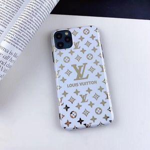 아이폰 (11) 프로 맥스 X XS XR X가 최대 6 6S 7 7plus 8 8plus 전화 부드러운 TPU 커버 케이스 A06에 대한 최고 품질 디자이너 브랜드 전화 케이스
