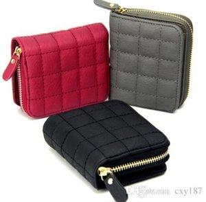 Cartera Mujer Woman Small Wallet Leather Wallets Women Cute Purse Billeteras Portfel Damski Womens Purses Carteir Portemonnee