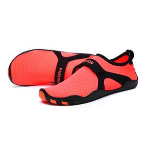 Venta-mer caliente Pareja Mujeres Jóvenes de fitness entrenamiento cruzado lindo de las zapatillas de deporte de conducción viaje Joker Zapatos Buceo Nado