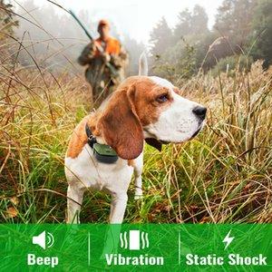 iPets wasserdichter Hundetrainings-Schlag-Fern Collar Steuer Wiederaufladbare StopBark
