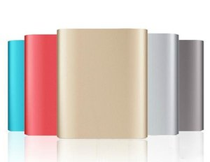Power Bank 10400mah carregador portátil carregadores externa carregador de bateria poderes de backup de telefone celular para HTC iphone Samsung ipad