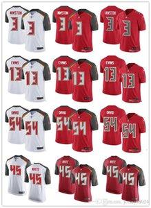 Tampa BayBuccaneersUOMINI DONNE GIOVANI 3 Jameis Winston 13 Mike Evans 54 Lavonte David 45 Devin del calcio Jersey