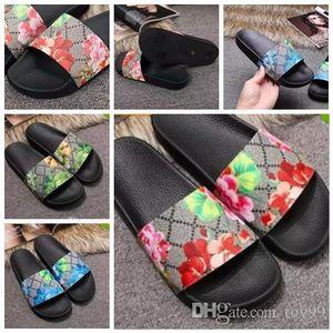 Slippers Sandals Designer Slides Designer Shoes Animal Design Huaraches Flip Flops Loafers For Men and women by toy99 G11 10-18