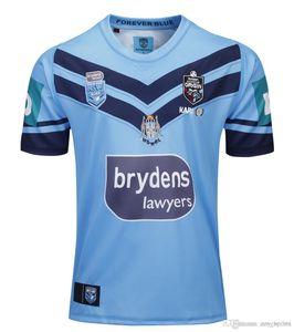 Australien 2019 2020 nsw Blues Heimtrikot holden nswrl Herkunft Rugby Trikots New South Wales Rugby League Trikot Holton Trikot