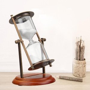 15 Minuten Sanduhr Sanduhr Sanduhr Timer Rolating Sand Egg Timer Uhr Teaching Game Decor