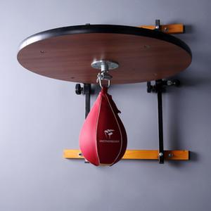 Bola de la aptitud profesional de boxeo pera velocidad giratoria de boxeo punzonado carenado bajos accesorios Pera Entrenamiento Boxeo Boxeo Equipo T191230