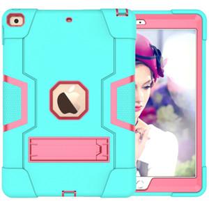 Para Samsung Tab 8.4 Un T307 T290 T295 T387 T590 P200 P205 T595 T510 T515 para trabajo pesado a prueba de golpes caso de la cubierta de la tableta pata de cabra
