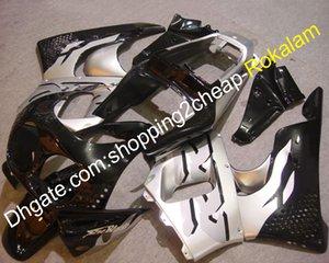 Honda motosiklet kaplamaları için CBR900RR 893 CBR893RR 92 93 CBR893 RR 1992 1993 CBR893RR Siyah ABS Karoseri Kurum Kiti