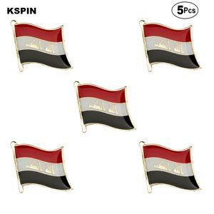 Iraq Flag Spille risvolto perno della bandierina spilla distintivo Pins Badge