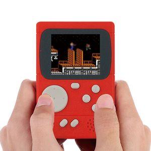 198 Juegos Consolas de Juegos 2.4 pulgadas GC36 LCD Super Mini Consola de Videojuegos Clásicos Controladores Retro Guía de Navidad Regalo