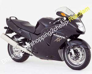 혼다 CBR1100XX 1,996에서 2,007 사이 CBR1100 XX ABS 페어링 키트 (사출 성형)에 대한 CBRXX 오토바이 차체 매트 블랙 바디 키트