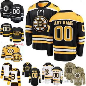 주문 남자 여자 청년 보스톤 Bruins Brad Marchand Patrice David Pastrnak Zdeno Chara Tuukka Rask 찰리 McAvoy Lady Kids Hockey Jerseys