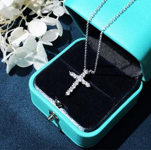 T mulheres designer de colar de corrente de prata designer de jóias carta ocidental luxo carimbado designer de jóias colar de mulheres