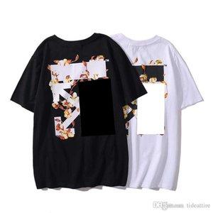 새로운 여름 남성 T 셔츠 패션 의류 남여 짧은 소매 셔츠 여름의 clothings S-XXL 꼭대기 블랙스럽고 하얀 티셔츠를 여자