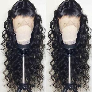 Glueless Soie Top Full Lace Perruque Corps Vague Cheveux Humains Soie Base Vierge Brésilienne Lacefront Perruques Pour Les Femmes Noires Bleached No