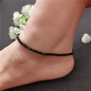 Liraly Women Simple Gold Chain Anklet Ankle Bracelet Barefoot Sandal Beach Foot Jewelry Girls