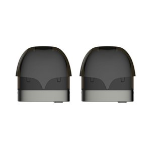 2 unidades / pacote Glu S3 Cartucho de Vagem 2 ml 2 pcs para Glu S3 Kit 1.0ohm Bobina Original vape