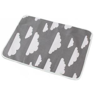 Детские пеленки пеленальный коврик для младенцев портативный складной моющийся водонепроницаемый матрас дорожный коврик напольные коврики подушка многоразовый коврик крышка