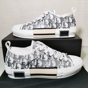 Dior b23 shoes 2020 de alta calidad, los zapatos de lona de alta calidad, las señoras de moda, zapatos de lona bajos en la parte superior de las mujeres, zapatos deportivos, sandal