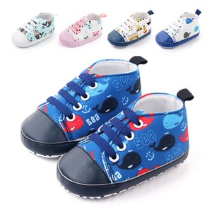 Autumn Baby Boys Girls Shoes Breathable Anti-Slip Infant Sneakers Newborn first walker Toddler Soft Soled Casual Walking Shoe