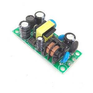 Freeshipping 100 pcs lot 1A 5W 110 220V AC DC Power Supplies 90~240V to 5V Step-Down Voltage Convert Regulator #210007