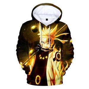 2018 Aikooki Winter 3D Naruto Hoodies Men women Fashion Hot High Quality Streetwear 3D Print Naruto Men's Hoodies and Sweatshirt