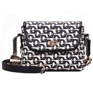 Europe and the United States fashionable small bag female 2020 new fashion south Korean version all - over - shoulder bag chain bag fashiona