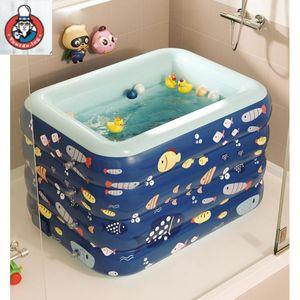 Bebé de la bañera inflable infantil portable del niño niños piscina inflable Bañera Kids Summer Agua ficticio