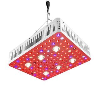ışıkları 3000W CREE COB yüksek güçlü ışık kaynağı ikili çip IR, UV çiçekli tüm ışık bitki büyüme lamba kontrolleri bitki büyümesini büyütün ve