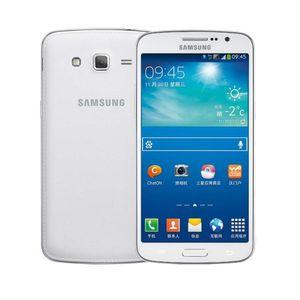 Original Refurbished Samsung Galaxy Grand2 G7102 1,5 GB RAM 8 GB ROM Quad Core 5.25Inch Android4.3 Dual Sim 8MP 3G WCDMA Telefon