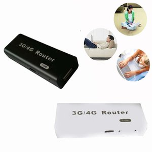 3G / 4G WiFi Wlan Hotspot Cliente AP 150Mbps RJ45 USB Wireless Router Para Mac, iOS, Windows, Linux, Android