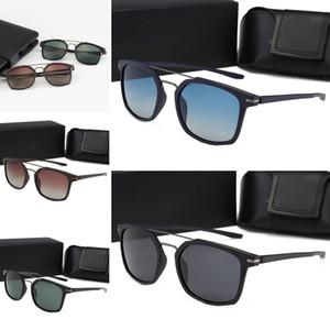 Police 9125 Последние продажи популярный дизайнер моды очки квадратной пластины рамки высшего качества анти-UV400 объектив с оригинальной коробке
