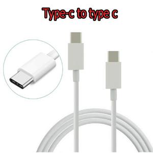 Tipo c cabos para usb tipo c PD cabo de carregamento rápido para xiaomi huawei 3a carregamento rápido usbc para note 10 s10 plus