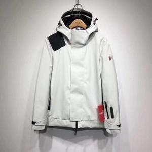 Manteau d'arrivée des hommes de veste vers le bas d'hiver Nouveau survêtement imperméable et respirante Veste Softshell Parka Outwear expédition 2-35 gratuite