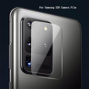 Für Samsung Galaxy S20 Ultra-Kamera-Film rückseitige Kamera Schutzlinse Explosionsgeschützte temperiert Film für Samsung S20 Plus-S10 S9