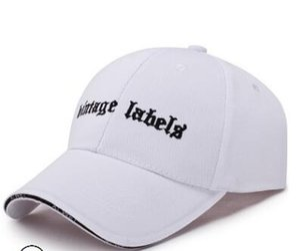 Gorra de béisbol Versión coreana bordado con monograma sombrero sándwich para hombre sombrero para el sol sombrero para sol al aire libre gorra de pato