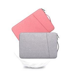 Katı Renk Apple Tablet Macbook 15.6 İnç Notebook Keçe Liner Laptop Çanta IPad Vaka Nefes Aşınma dirençli Hırsızlık Darbeye