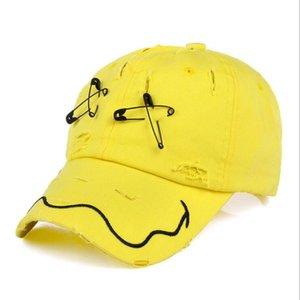 Gorras Мужские шапки XX Snapback Марка Hip Hop New Caps GD Женщины Cap Hat бейсболке Pin Black Tide Hat Seioum Hole Vlvow