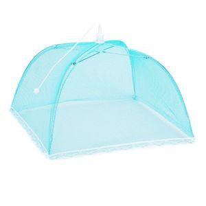 Pop Up Mesh Screen Food Cover Protect Food Cover Tent Dome Net Umbrella Picnic Food Protector OOA8055N