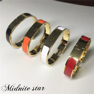 Midnite estrella de la manera pulsera de las mujeres del encanto del acero inoxidable dedo de la joyería pulsera de moda femenina