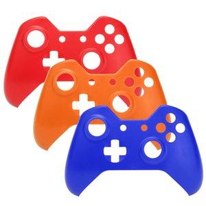 Multi Color avant Shell Housing Faceplate remplacement souple Body Touch Protector Skin Shell pour Xbox un contrôleur FAST SHIP