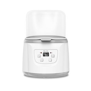 5 in1 Milk Warmer Heater Universal Double Bottle Sterilizer for Breast Milk Feeding Baby Food Intelligent Thermostatic System