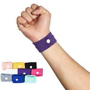200 pairs Anti nausea Wrist Support Sports cuffs Safety Wristbands Carsickness Seasick Anti Motion Sickness Motion Sick Wrist Bands