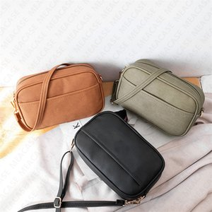 Brand PU Leather Women Fanny Pack Adjustable Luxury One-shoulder Bag Ladies Zipper Crossbody Messenger Bags Party Purse Bag D7213