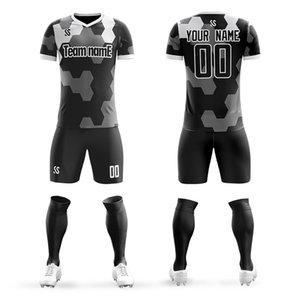 High Quality Cheap Sublimation Printing footaball jersey uniform breathable soccer sets