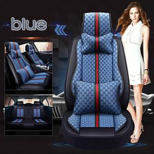 Foderine universale Fit Accessori per auto Interni Impostato Per Sedan PET surround completo design Adjuatable Sedili copre per SUV