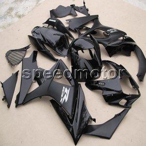 23colors + Gifts carénage noir pour moto pour Suzuki GSX-R1000 2007-2008 K7 GSXR1000 07 08 panneaux moteur kit en plastique ABS